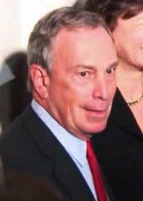 Mayor Michael Bloomberg of New York gave $1 million to school board candidates in Los Angeles. (photo courtesy of Amanda Cogdon)